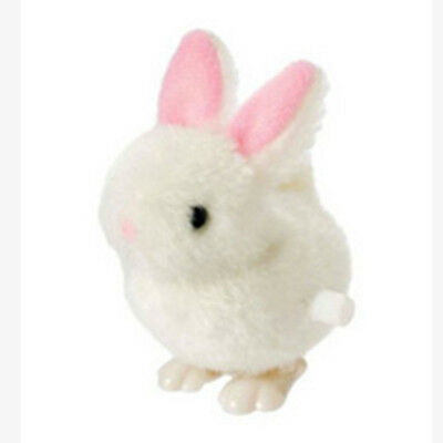 Baby Infant Child Toddler Toy Hopping Wind Up Easter Chick Bunny