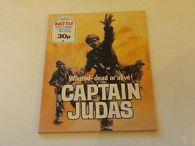 BATTLE PICTURE LIBRARY NO 1626,dated 1983!,V GOOD FOR AGE,VERY RARE,35 yrs old.