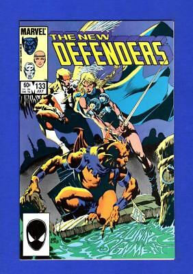 Defenders #133 Nm 9.4 High Grade Copper Age Marvel Comic