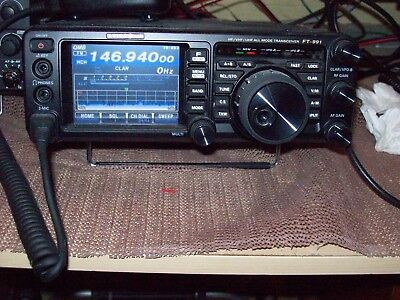 Yaesu FT-991 ALL BAND ALL MODE HAM RADIO TRANSCEIVER LIGHTLY USED (NOT A 991A)