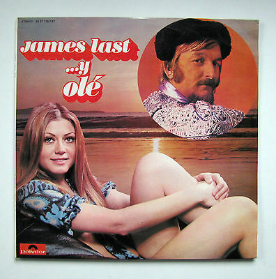 James Last - ...y Ole  / 2Lp / 1972 / Spanish Press / Polydor 2437 116/17