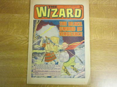 July 14th 1973, THE WIZARD, Michael Kaiser, Mark Learmonth, Michael Grieve.