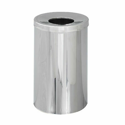 Safco Products Company Reflections 35 Gallon On Trash Can