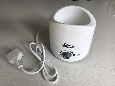 Tommee Tippee Electric Bottle and Food Warmer Color White 42214420