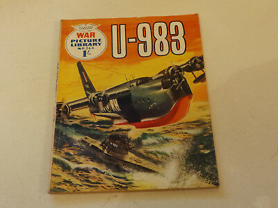 WAR PICTURE LIBRARY NO 264!,dated 1964!,GOOD for age,great 54!YEAR OLD issue.