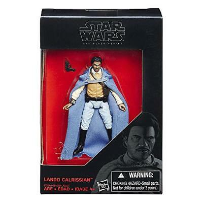 "Star Wars The Black Series Lando Calrissian 3.75"" Figure Hasbro Toy"