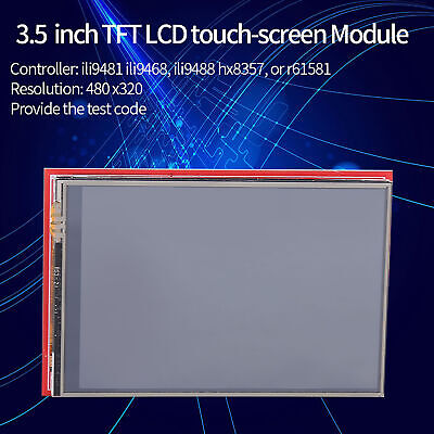 TFT LCD Touch-screen Module 480 x320 for Uno Mega2560 Board 3.5 inch