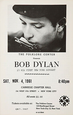 BOB DYLAN  - postcard collection - 100 different promo poster postcards # 2