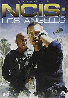 "DVD ""NCIS los angeles, saison 2"" - Chris O'Donnell  NEUF SOUS BLISTER"