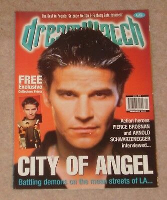 Dreamwatch Magazine Issue 65 Dated January 2000