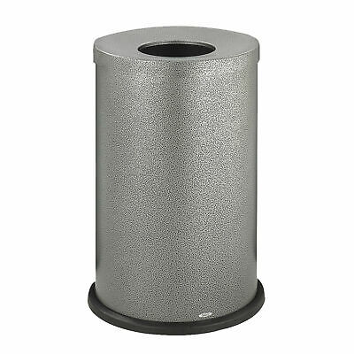 Safco Products Company Fire-Safe Receptacle 35 Gallon Trash Can