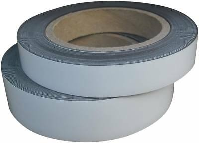 Self Adhesive Magnetic Tape/Strip 1m - Very Strong 20mm Wide