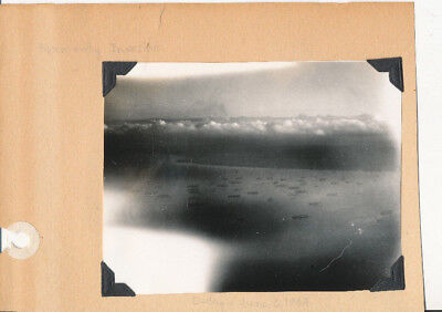 June 6 1944 D-Day Invasion USAAF 435th TCG 77th Troop Carrier Sq Photo #1