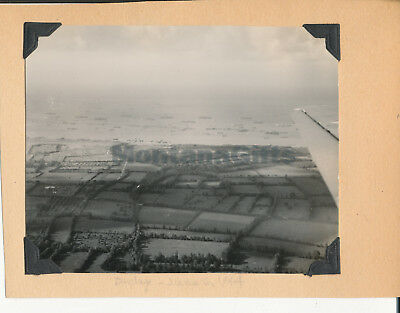 June 6 1944 D-Day Invasion USAAF 435th TCG 77th Troop Carr. Sq Photo #3 Normandy