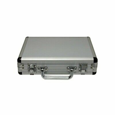 Hard Aluminium Flight Case Ipad Macbook tablet Kindle Electrical Storage Travel