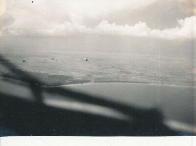 June 6 1944 D-Day Invasion USAAF 435th TCG 77th Troop Carr. Sq Photo #4 Normandy