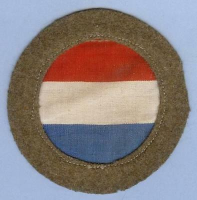 US Army GHQ AEF Patch, Chaumont, France, WWI