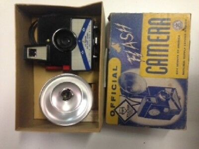 Vintage Boy Scouts of America Flash Camera