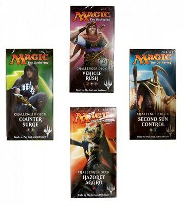 Magic the Gathering Challenger Deck - englisch Ready to Play Deck MtG
