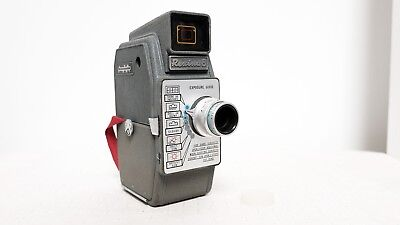 Vintage REXINA 8 JAPAN 8mm Movie film camera Retro