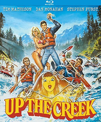 UP THE CREEK-UP THE CREEK  Blu-Ray NEW