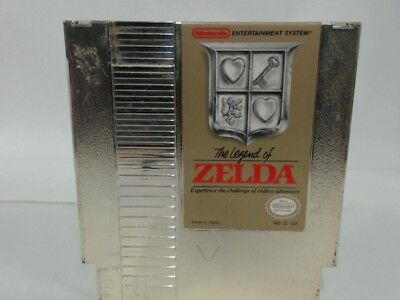 Legend Of Zelda Nes Nintendo  Acceptable