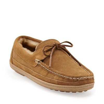 New In Box Dockers Men's Slippers Sandals Loafers Moccasin Sherpa Shoes 11 12 13