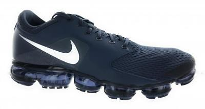 quality design c6c96 2a753 MEN'S NIKE AIR VaporMax Running Shoes AH9046-401 Thunder Blue White ...