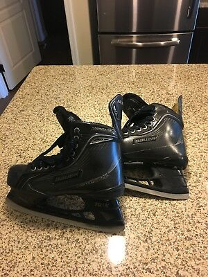 Limited Edition All Black Bauer Skates. Supreme One100LE