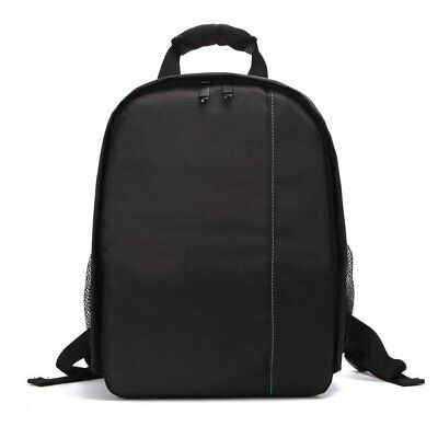 Multifunction Large Camera Backpack Bag For Canon Nikon Sony DSLR LOT HM
