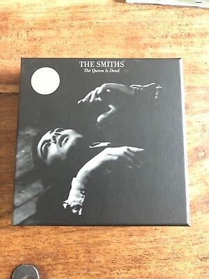 The Smiths The Queen Is Dead Boxset