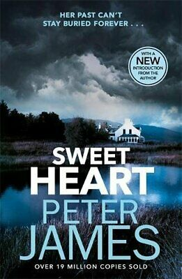 Sweet Heart by James, Peter Book The Cheap Fast Free Post