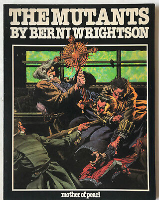 The Mutants by Berni Wrightson - Mother of Pearl