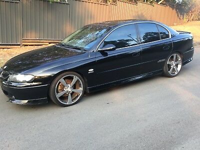 VX SS Holden Commodore Sedan  LS1 Gen 3 Auto damaged