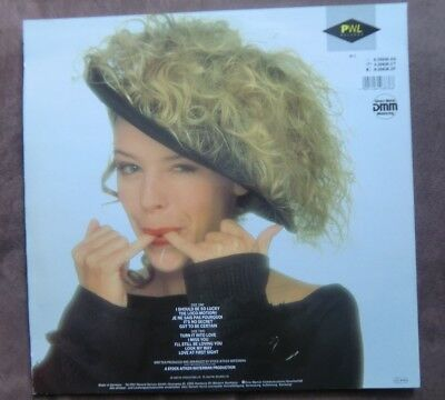 LP Kylie Minogue Kylie