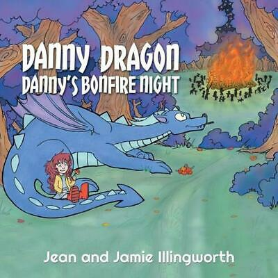 Danny's Bonfire Night by Jean Illingworth Paperback Book Free Shipping!