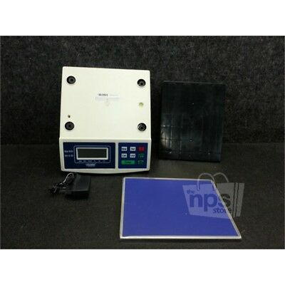 Global 240878 Electronic Counting Scale 60 Lb Capacity x 0.5 Lb Readability