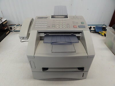 Brother IntelliFax 4100E Fax machine *REFURBISHED* warranty & toner