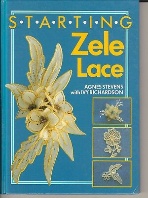 Starting Zele Lace  Book
