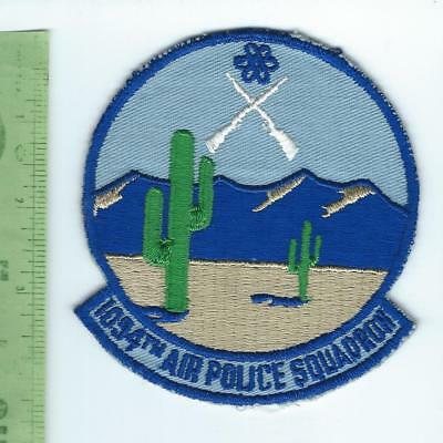 US Air Force USAF  1094th Air Police Squadron   patch