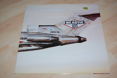 Beastie Boys Licensed to ill LP Vinyl Schallplatte