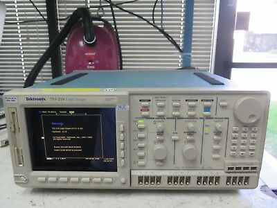 Tektronix TLS 216 Logic Scope 16 channel 2GSa/s Oscilloscope