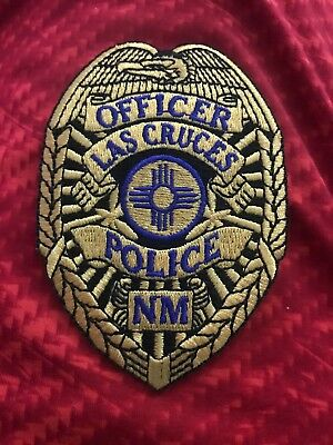 Las Cruces Police (New Mexico)  Shirt/Jacket Patch