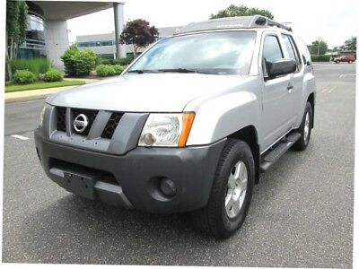 Xterra  2008 Nissan Xterra 4X4 Only 80K Miles Leather Loaded Clean Needs Transmission