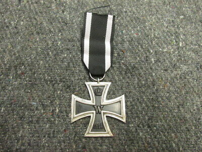 Wwi Imperial German Iron Cross 2Nd Class-Original-Excellent