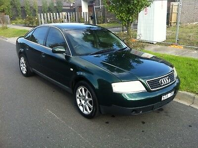 Perfectly Maintained,Audi A6, 165000klms,excellent body& interior, Auto ,RWC&REG