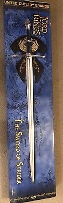 United Cutlery - Sword of Strider - Lord of the Rings -  UC1299