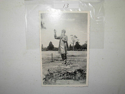 Vintage Postcard Monument To Father Corby Gettysburg Pa.unused  #13