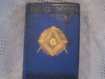 1865 The General Ahiman Rezon And Freemasons Guide