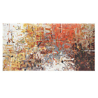 Unframed Abstract Art Canvas Print Modern Oil Painting Picture Home Wall Decor